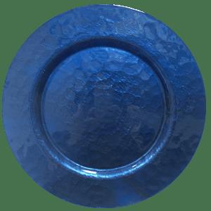 Bajo Plato Azul